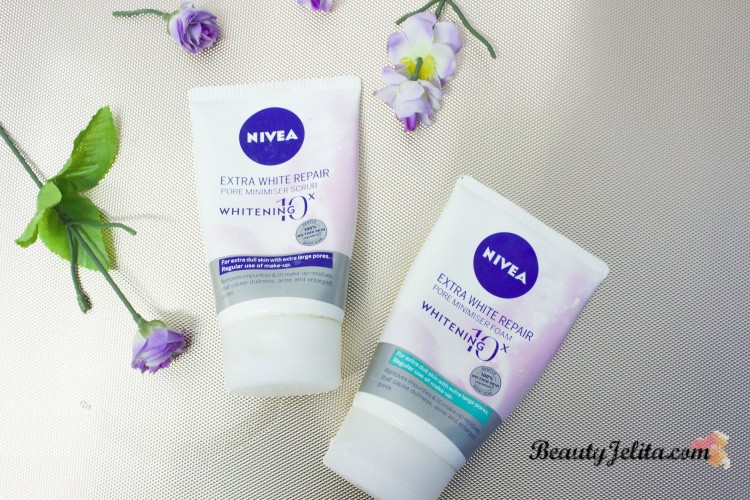 My Review After I Tried Nivea Whitening Extra White Repair