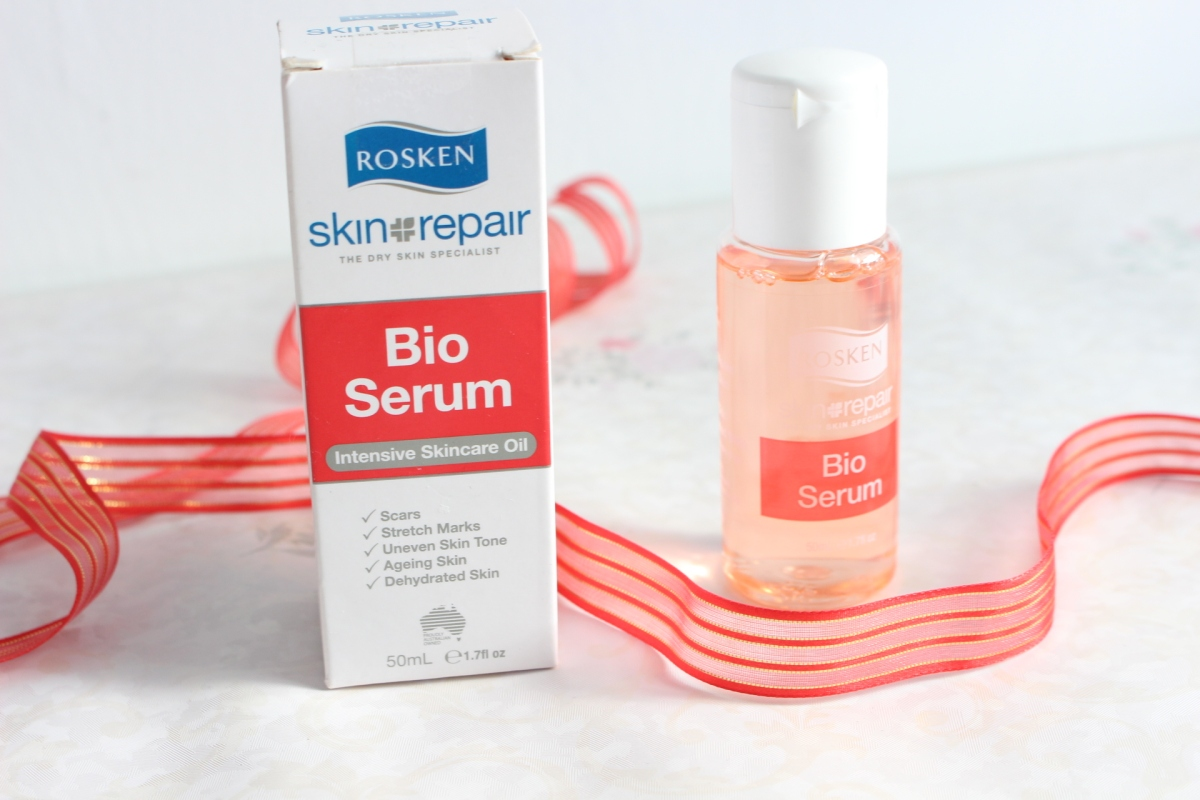 ROSKEN Bio Serum SKIN REPAIR Review
