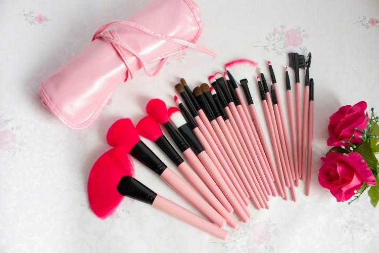Flower Makeup Brush Reviews   Saubhaya Makeup