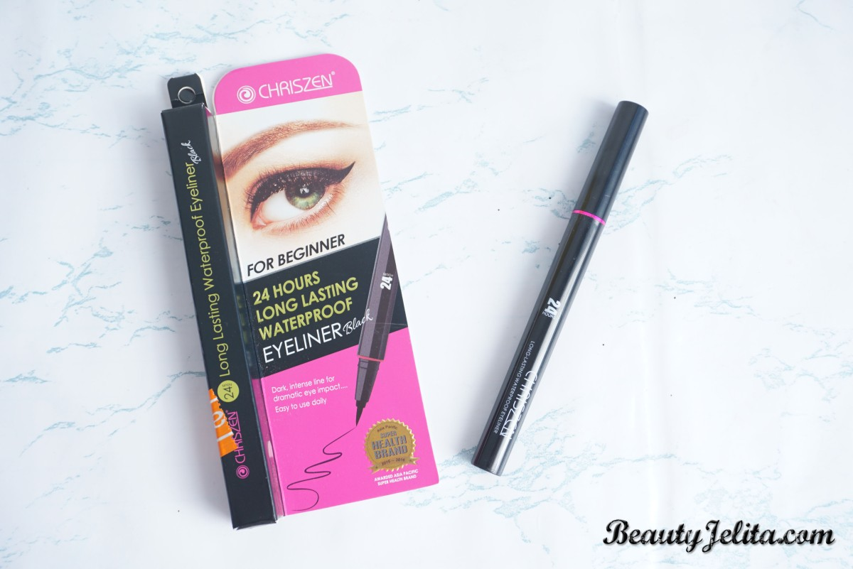 CHRISZEN 24 HOUR LONG LASTING WATERPROOF EYELINER