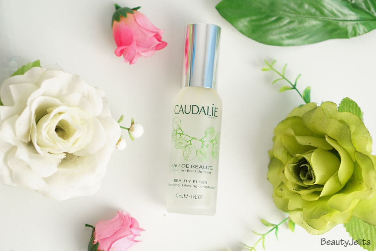 BEAUTY ELIXIR FROM CAUDALIE IS THE BEST BUT....